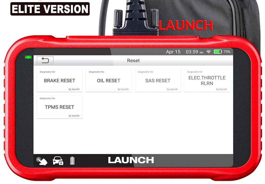 Launch CRP129E OBD2 Scanner