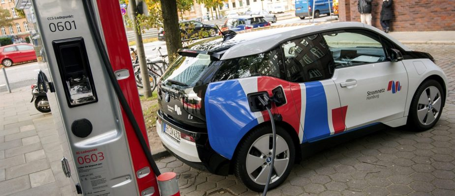 Electric Cars in Germany
