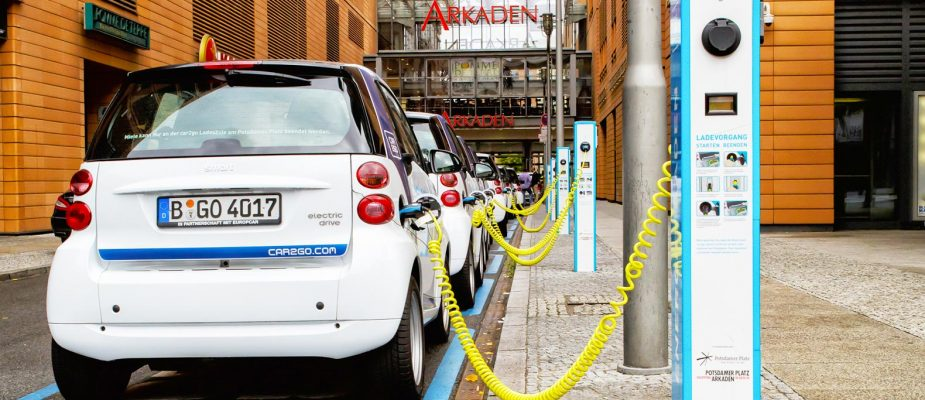 electric cars in denmark