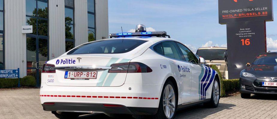 electric cars in belgium