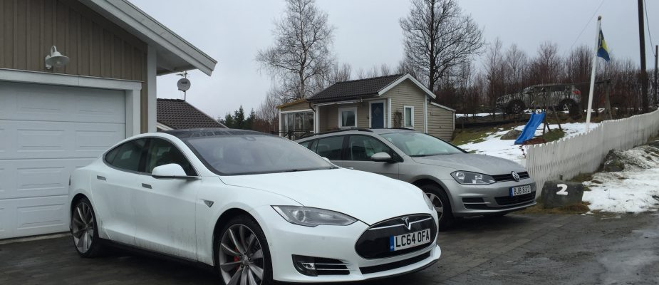 electric cars in sweden
