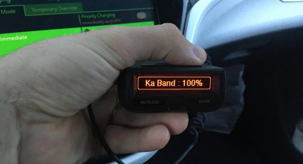 segmenting Ka band in Uniden R3