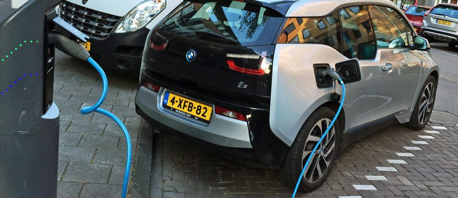 electric cars in netherlands