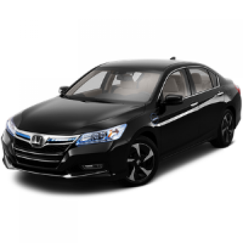 Plug-in hybrid: Accord