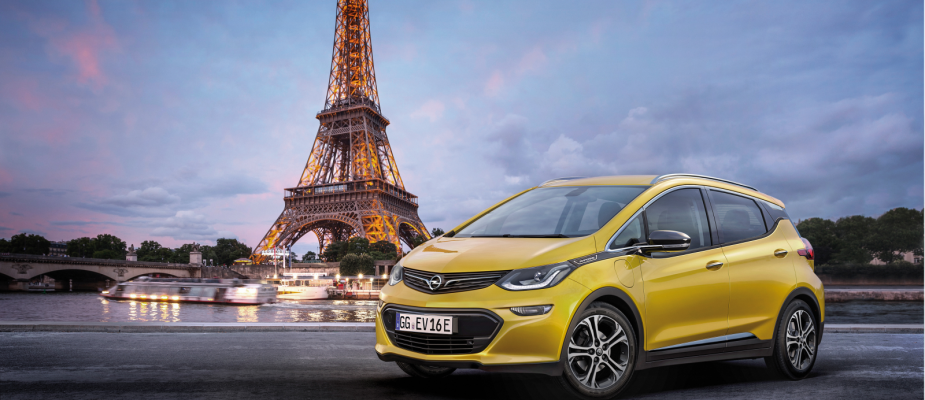 electric cars in france
