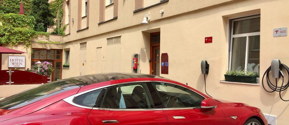electric cars in austria