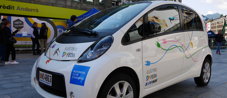 electric cars in andorra