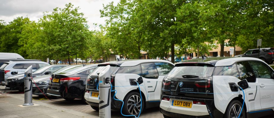electric cars in uk
