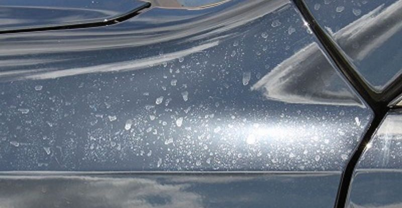 this is how to remove hard water spots from cars