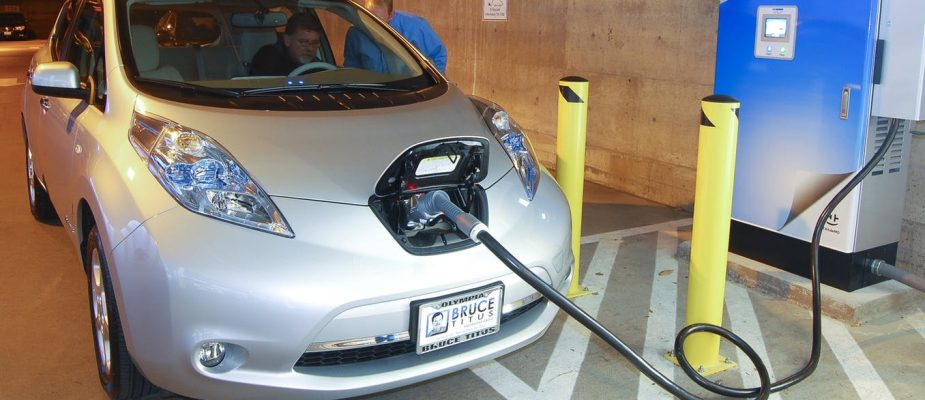 electric cars in usa